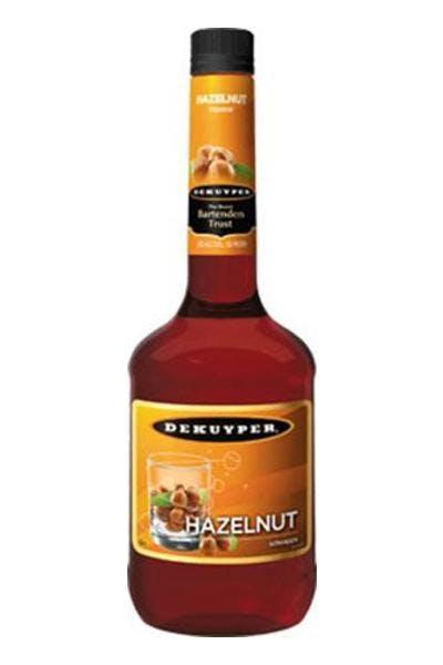 DeKuyper Hazelnut Schnapps Liqueur