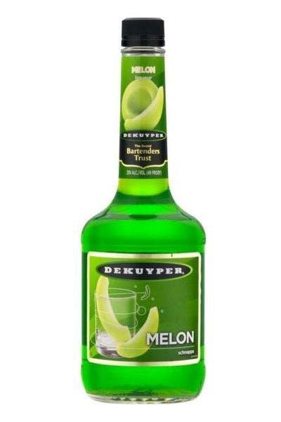 DeKuyper Melon Schnapps Liqueur