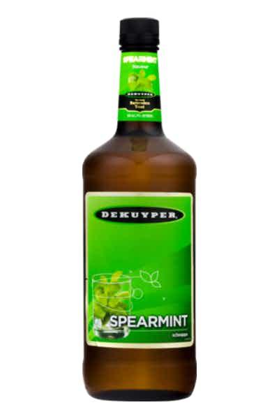 Dekuyper Schnapps Spearmint