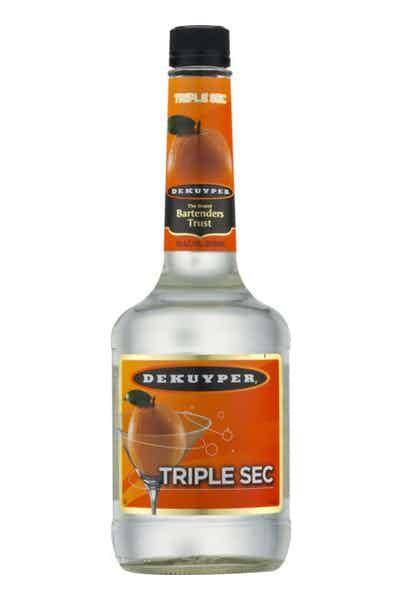 Dekuyper Triple Sec Liqueur