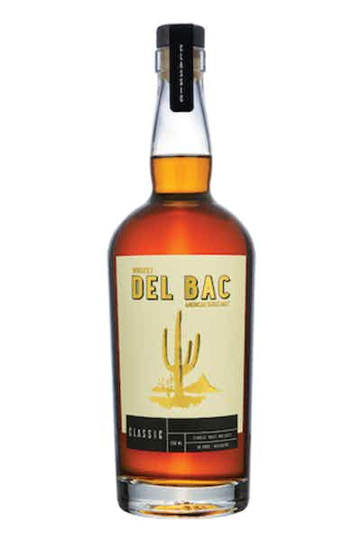Del Bac Classic Unsmoked Single Malt Whiskey