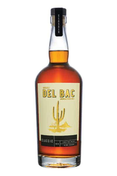 Del Bac Classic Unsmoked Single Malt Whiskey