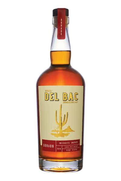 Del Bac Dorado Mesquite Smoked Single Malt Whiskey