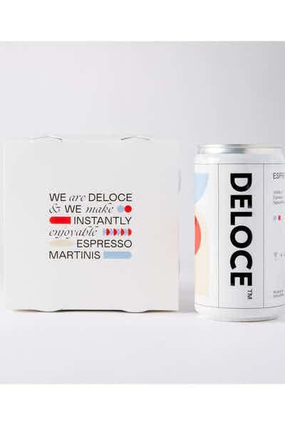 DELOCE Espresso Martini
