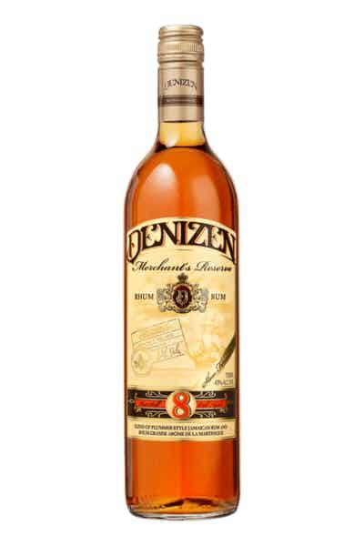 Denizen Rum Merchants Reserve 8 Year