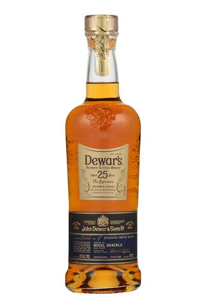 Dewar's 25 Year The Signature