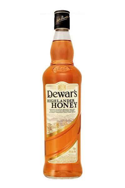 Dewar's Highlander Honey