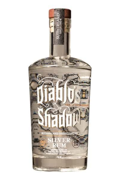 Diablo's Shadow Silver Rum