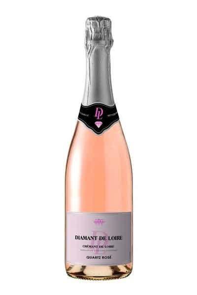 Diamant de Loire Crémant de Loire Quartz Rosé
