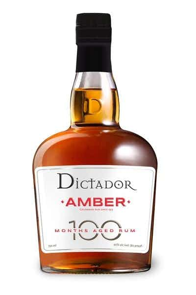 Dictador 100 Month Aged Amber Rum