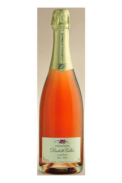 Diebolt-Vallois Brut Rose Champagne