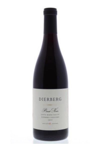 Dierberg Vineyard Pinot Noir Santa Maria 2013