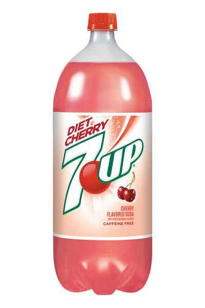 Diet 7UP Cherry