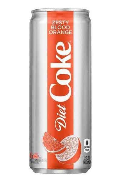 Diet Coke Blood Orange