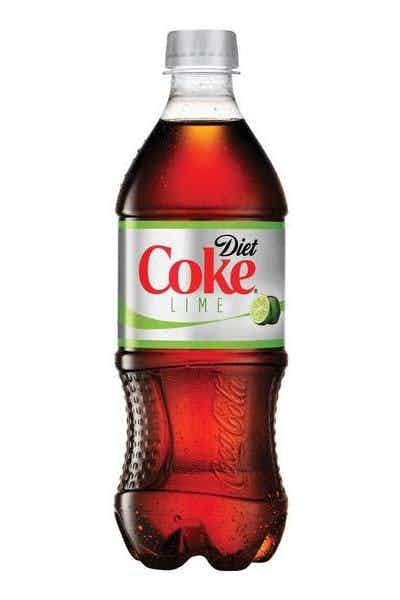 Diet Coke With Lime