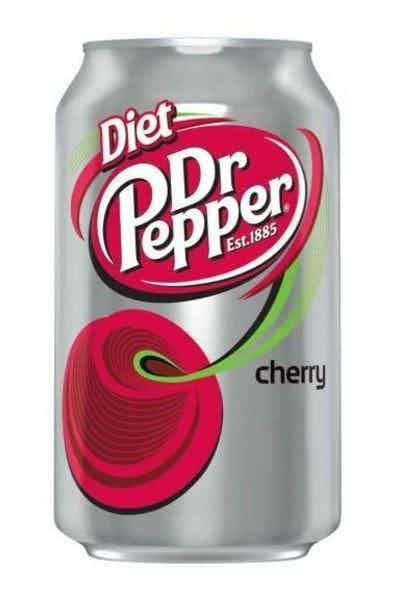 Diet Dr. Pepper Cherry