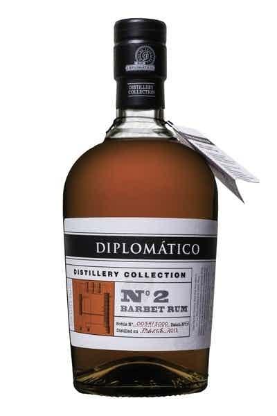 Diplomatico Collection No.2 Barbet Rum