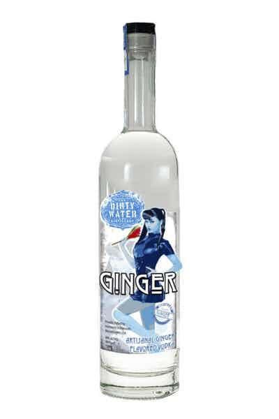 Dirty Water Ginger Vodka