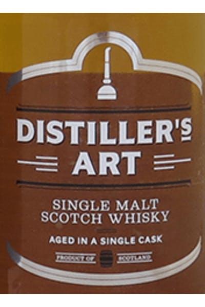 Distillers Art Fettercairn