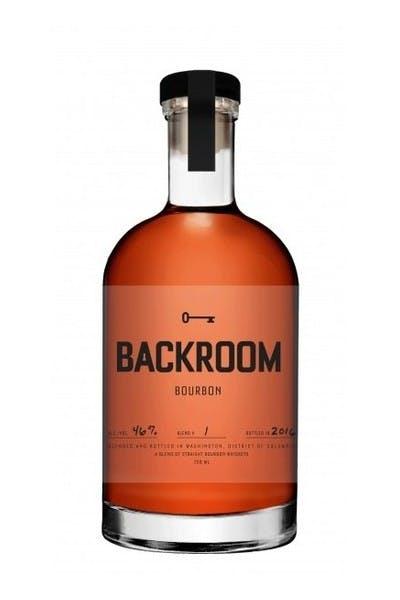 District Distilling Backroom Bourbon