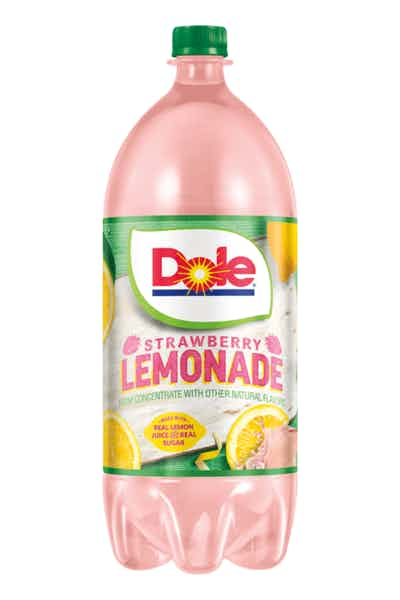 Dole Strawberry Lemonade