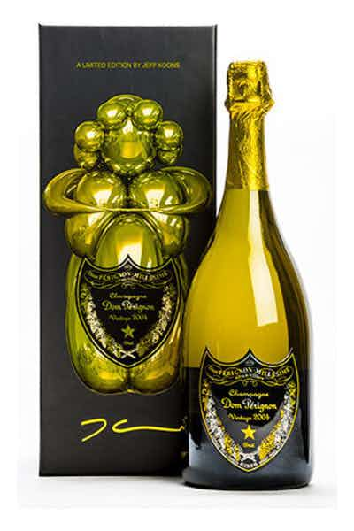 Dom Perignon Vintage Jeff Koons Limited Edition