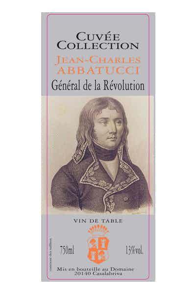 Domaine Comte Abbatucci Generale De La Revolution Blanc Corsica 2013