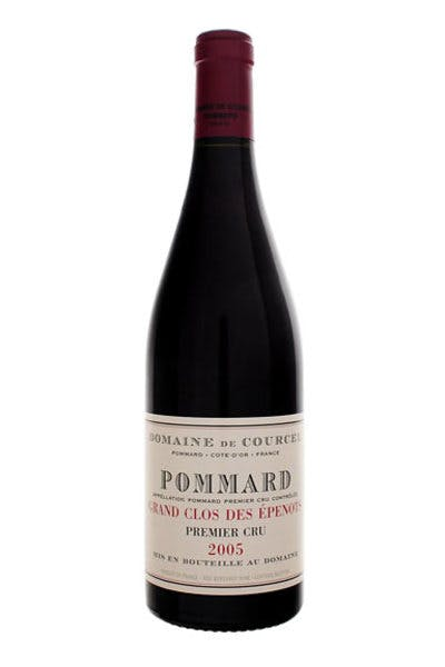 Domaine Courcel Pommard Epenots 2012