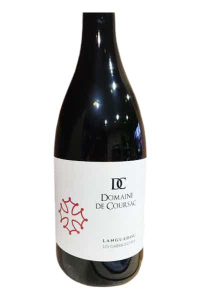 """Domaine de Coursac """"Les Garriguettes"""" Rouge"""