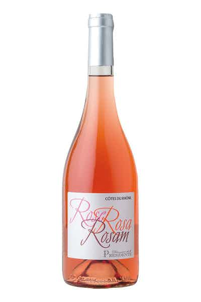 Domaine De La Presidente Rosé Rosa Rosam