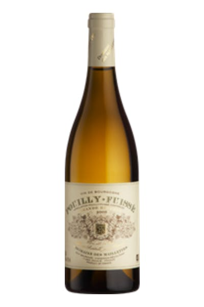 Domaine des Maillettes Pouilly Fuisse Les Creuzettes Maconnais Burgundy