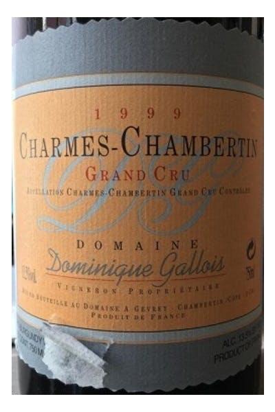 Domaine Dominique Charmes Chambertin Grand Cru