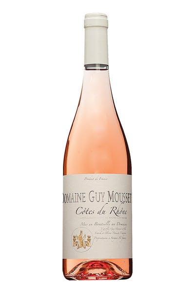 Domaine Mousset Cotes Du Rhone Rose