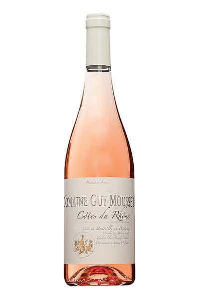 Domaine Mousset Cotes Du Rhone Rosé