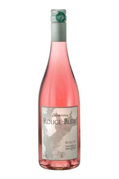 Domaine Rouge-Bleu Dentelle Rosé