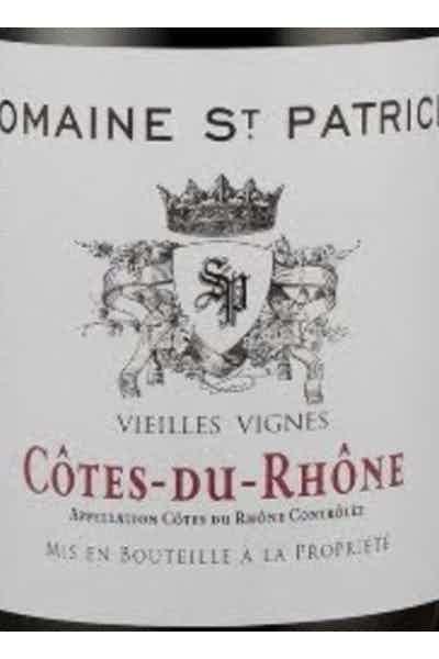 Domaine St. Patrice Cotes Du Rhone