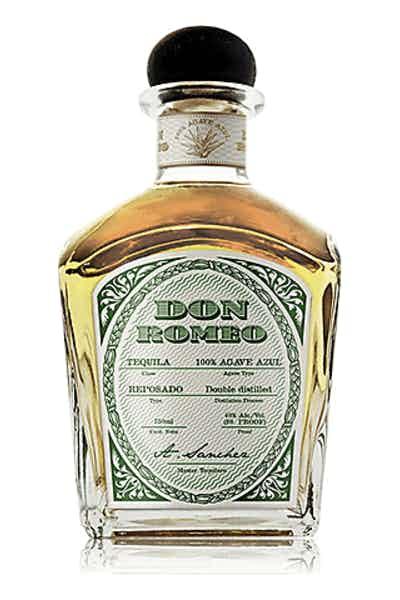 Don Romeo Reposado Tequila