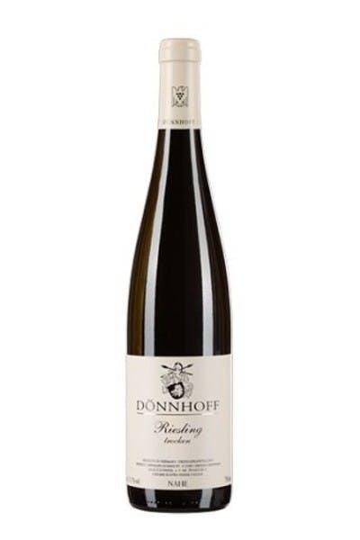 Donnhoff Riesling Estate Trocken Dry 2015