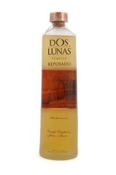 Dos Lunas Anejo Tequila
