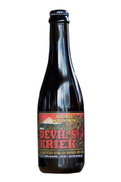 Double Mountain Devil's Kriek