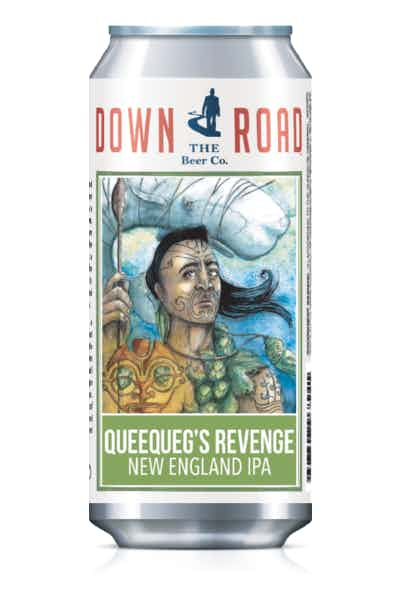 Down The Road Queequeg's Revenge IPA