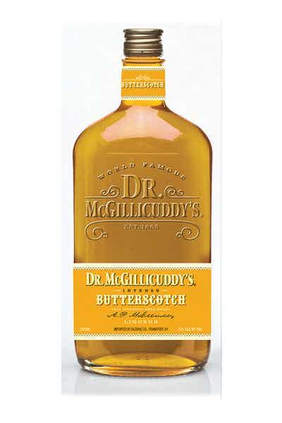 Dr. McGillicuddy's Butterscotch Liqueur