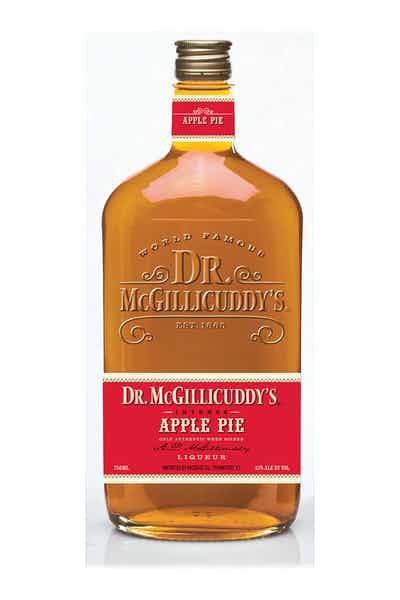 Dr. McGillicuddy's Apple Pie