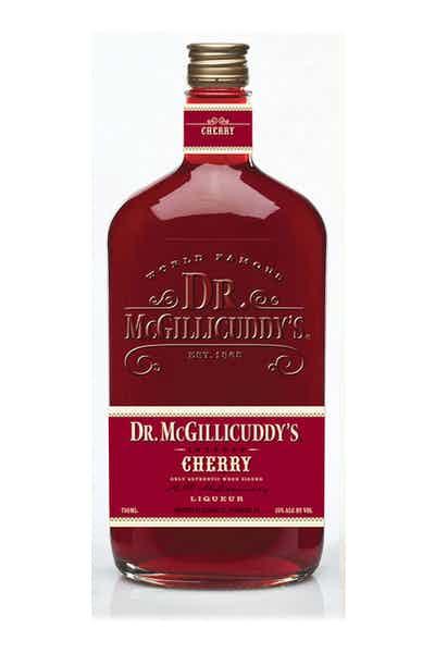 Dr. Mcgillicuddy's Cherry Liqueur