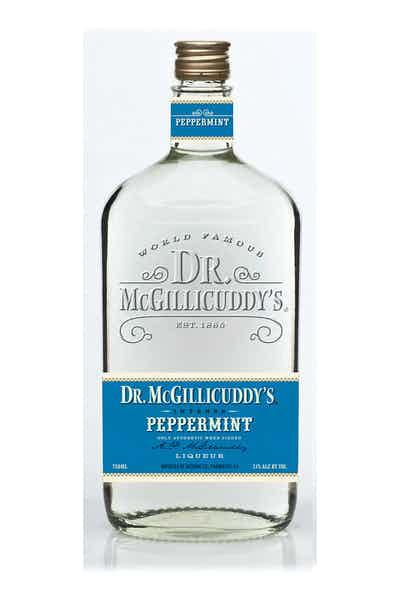 Dr. McGillicuddy's Peppermint Liqueur