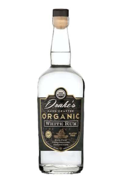 Drake's Organic White Rum