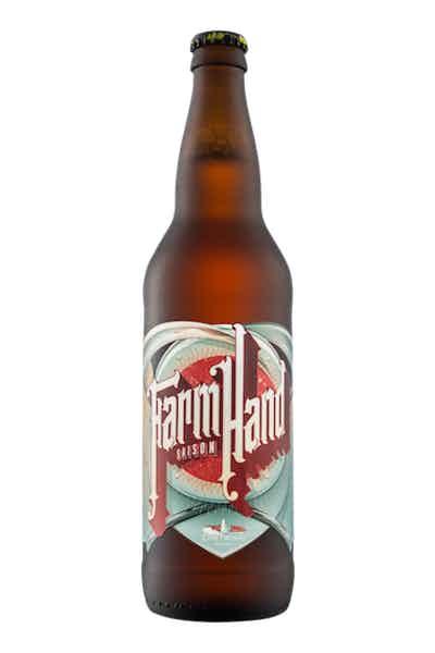 Driftwood Farmhand Saison Ale