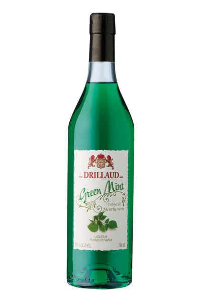 Drillaud Creme De Menthe Green