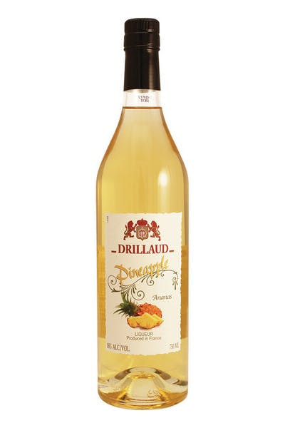 Drillaud Pineapple Liqueur