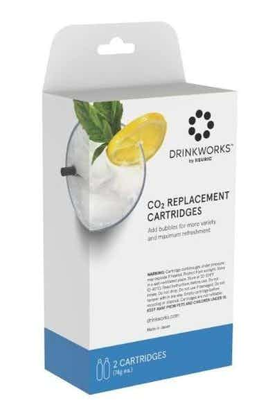 Drinkworks CO2 Replacement Cartridges